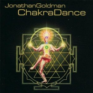 Chakra Dance CD Cover